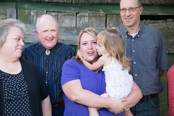 Amy Meunier Family 2015