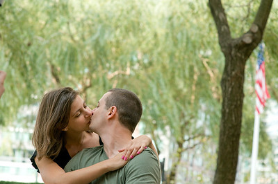 Amy & Dan Engagement shoot