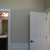 townhouse #1 - master bdrm upstairs - bath off bedroom and cathedral ceilings