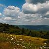 View From White Top Mountain, VA