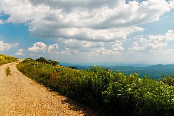 An August Mountain Weekend