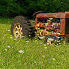 Fordson Tractor - Hast Farm Alleghany County