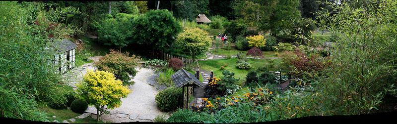 The Tea Garden.