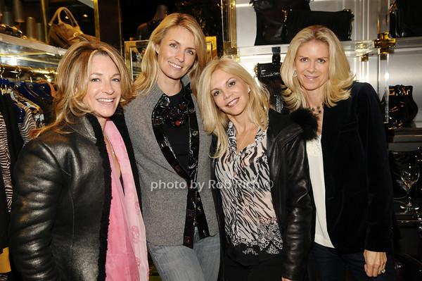 Giana Allen ,Jennifer Kennedy, Nancy Pearson, Krisa Kreiger <br /> photo by Rob Rich © 2009 robwayne1@aol.com 516-676-3939