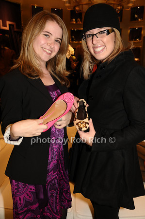 Julia Lovallo, Nancy Schueneman<br /> photo by Rob Rich © 2009 robwayne1@aol.com 516-676-3939