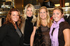 Kari Talley, Flo Fulton, Tantivy Bostwick, Lindsey Wheat<br /> photo by Rob Rich © 2009 robwayne1@aol.com 516-676-3939