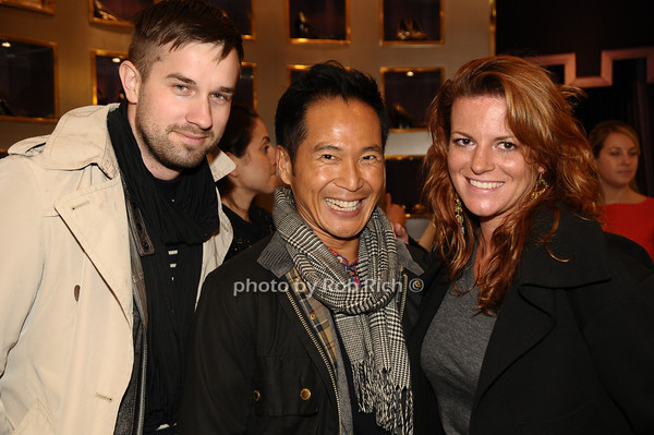 Nick Whitehouse, Marcus Teo, Kari Talley<br /> photo by Rob Rich © 2009 robwayne1@aol.com 516-676-3939
