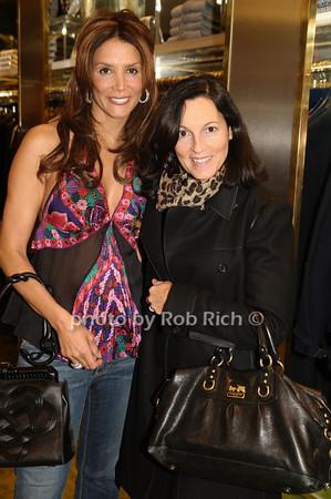 Kara Young, Maria Turgeon<br /> photo by Rob Rich © 2009 robwayne1@aol.com 516-676-3939