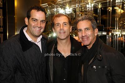 Adam Reiss, Mike Westerbeke, Peter Molk photo by Rob Rich © 2009 robwayne1@aol.com 516-676-3939