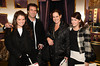 Juliana Vrijajao, Gustavo Vrijajao, Renata Derivelli, Marcela Derivelli <br /> photo by Rob Rich © 2009 robwayne1@aol.com 516-676-3939