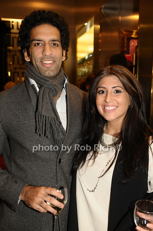 Omeed Malik, Ashley Lloret<br /> photo by Rob Rich © 2009 robwayne1@aol.com 516-676-3939