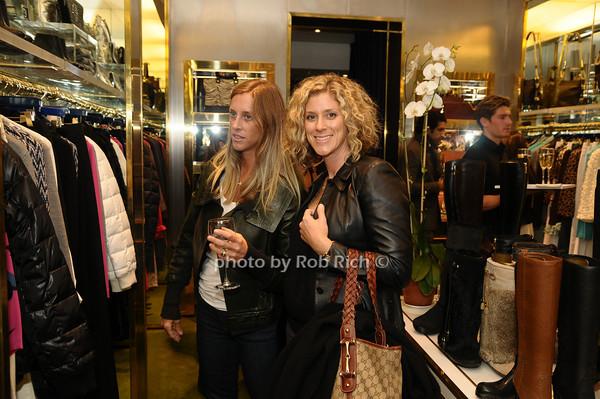 Meryl Reiss, Lindsey Molk<br /> photo by Rob Rich © 2009 robwayne1@aol.com 516-676-3939