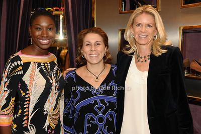 Tina Bernard, Kim Many, Krista Kreiger photo by Rob Rich © 2009 robwayne1@aol.com 516-676-3939
