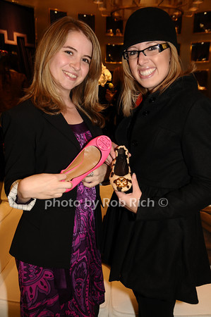 Julia Lovallo, Nancy Schueneman<br /> photo by Rob Rich © 2009 robwayne1@aol.com 516-676-3939