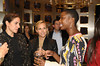 Garine Zerounian, Tory Burch, Tina Bernard<br /> photo by Rob Rich © 2009 robwayne1@aol.com 516-676-3939