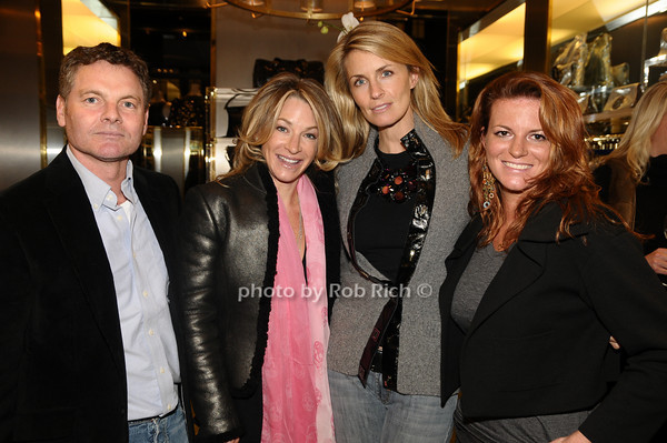 Owen Davidson, Giana Allen ,Jennifer Kennedy, Kari Talley<br /> photo by Rob Rich © 2009 robwayne1@aol.com 516-676-3939