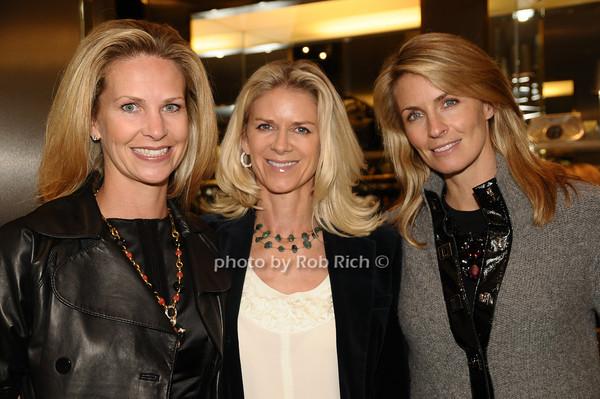 Michele Gradin, Krista Kreiger, Jennifer Kennedy <br /> photo by Rob Rich © 2009 robwayne1@aol.com 516-676-3939