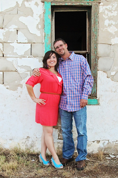 Analee and Josh Stephenson