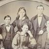 Ancestors looking down through history at you.  :-)