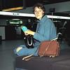 1967 01 September 1967, vertrek naar Londen.