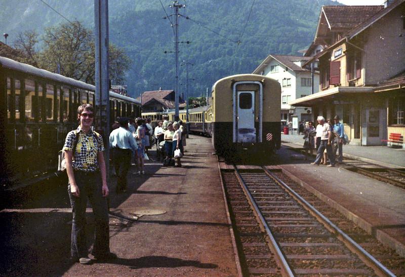 Station Wilderswil