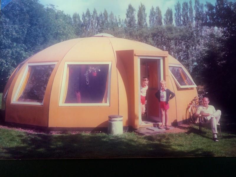 Juli 1984: Chaam - Bungalowpark El Dorado