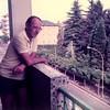 Balkon van Arnella en Rudi Martinetto in Biella.