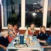 Onze ruilers: Ingemar en Ann Dahl en de kids