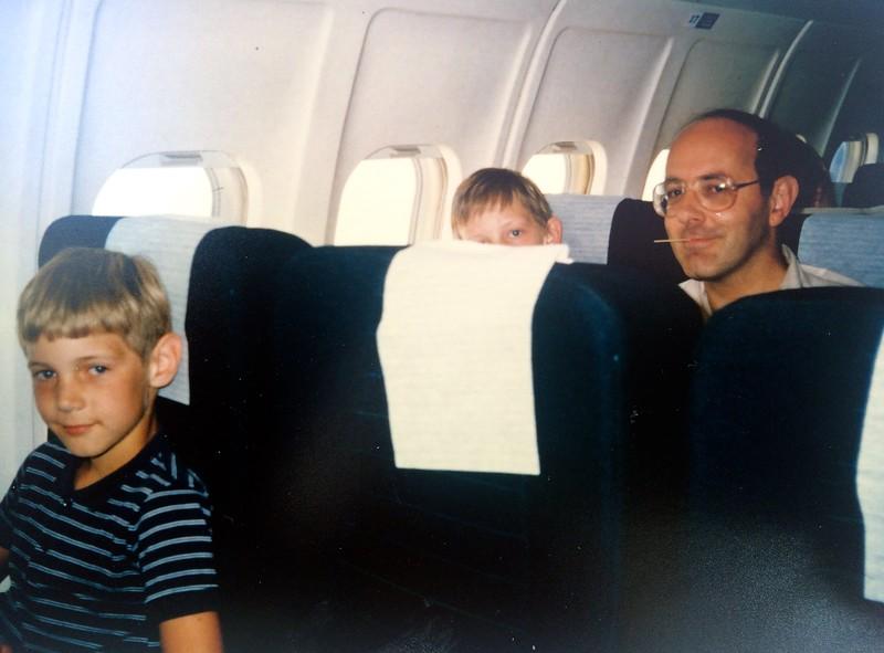 5 juli 1985 - Woningruil in Sollentuna - Zweden