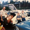 Via Sven Danielsson : Auto van de SAS op Arlanda airport !