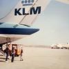 9 April: KL354 : ALC - AMS