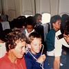 Eerste transatlantische vlucht van de jongens...