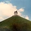 Waterloo: 'La Butte de Lion' waar Napoleon werd verslagen in 1815