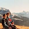 Berner Oberland in de verte