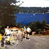 Lake Washington, vlak bij ons huis
