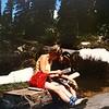 Bij 'Paradise' - NP Mount Rainier