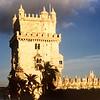 Torre de Belem uit 1515 in Lissabon