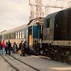 Per trein naar El Djem