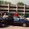 1 mei 1993: Wenen, omdat standby naar Athene niet lukte...