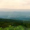De Blue Ridge Mountains