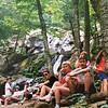 Dark Hollow Falls Trail