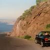 Onderweg naar Puerto de los Nieves