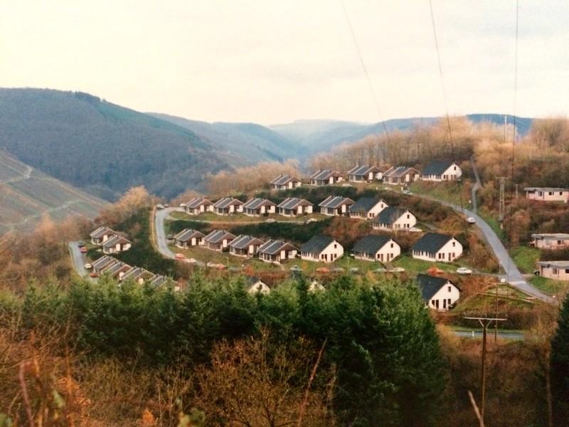 Deel van vakantiepark Mont Royal in Kröv a.d. Moezel