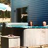 De hot tub ...!