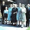 1959 Families Brand en Eikel in Koog Zaandijk.