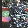 3 augustus 1958. Oma Eikel, Wormerveer.