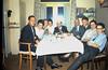Diner met de familie Rullmann. Plm 1959.