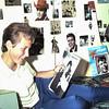 1962 00 Ria met haar idolen. 3 juli 1962.