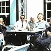 1961 Lage Vuursche. Verlof Jan en Wil.