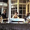 1961 Lunch in het Roode Koper.
